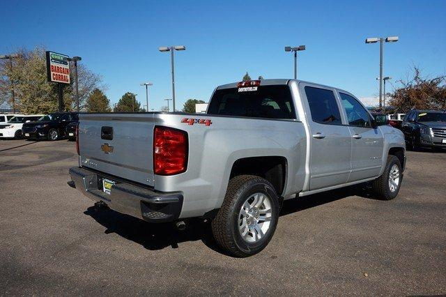 2018 Silverado 1500 Crew Cab 4x4,  Pickup #134014 - photo 2