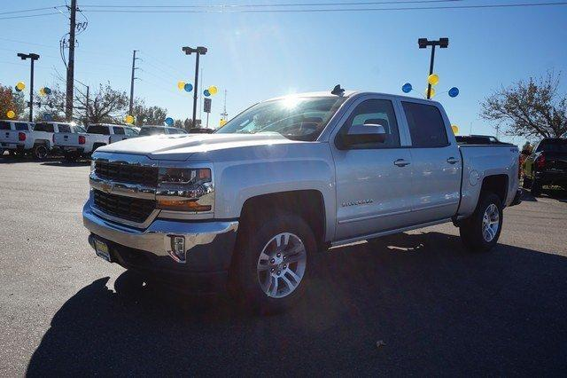 2018 Silverado 1500 Crew Cab 4x4,  Pickup #134014 - photo 4