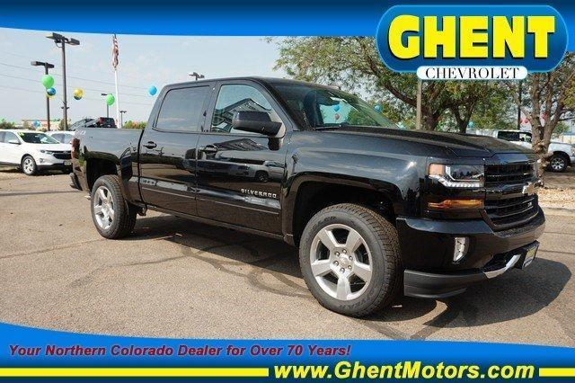 2018 Silverado 1500 Crew Cab 4x4,  Pickup #134026 - photo 1