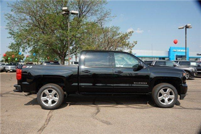 2018 Silverado 1500 Crew Cab 4x4,  Pickup #134026 - photo 4