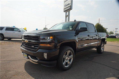 2018 Silverado 1500 Crew Cab 4x4,  Pickup #134026 - photo 3