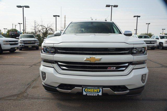 2018 Silverado 1500 Crew Cab 4x4,  Pickup #134058 - photo 5