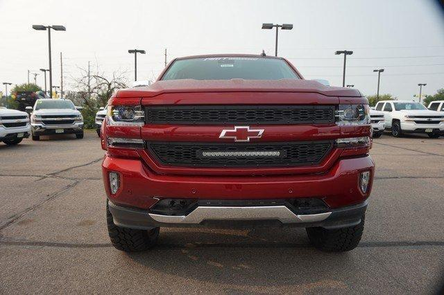 2018 Silverado 1500 Crew Cab 4x4,  Pickup #134077 - photo 5