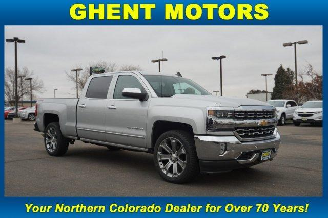 2018 Silverado 1500 Crew Cab 4x4,  Pickup #134095A - photo 1