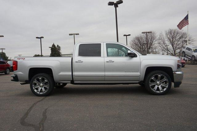 2018 Silverado 1500 Crew Cab 4x4,  Pickup #134095A - photo 3