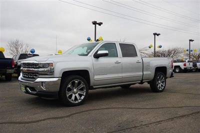 2018 Silverado 1500 Crew Cab 4x4,  Pickup #134095A - photo 4