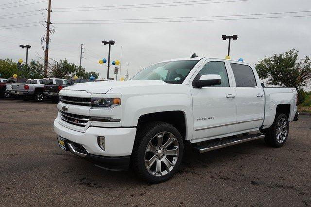 2018 Silverado 1500 Crew Cab 4x4,  Pickup #134105 - photo 4