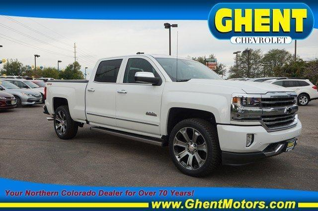 2018 Silverado 1500 Crew Cab 4x4,  Pickup #134115 - photo 1