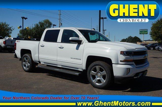 2018 Silverado 1500 Crew Cab 4x4,  Pickup #134122 - photo 1