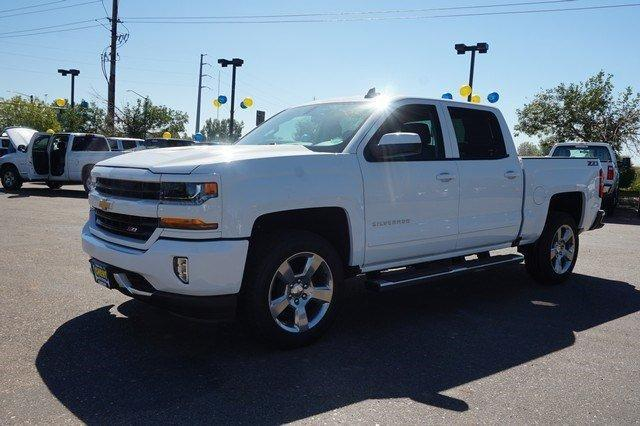 2018 Silverado 1500 Crew Cab 4x4,  Pickup #134122 - photo 4
