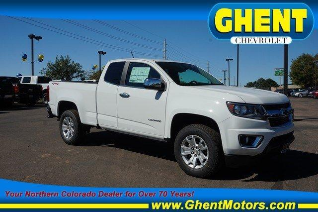 2019 Colorado Extended Cab 4x4,  Pickup #134153 - photo 1