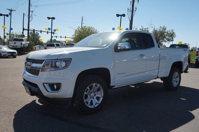 2019 Colorado Extended Cab 4x4,  Pickup #134153 - photo 4
