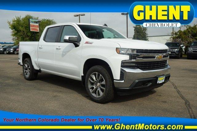 2019 Silverado 1500 Crew Cab 4x4,  Pickup #134154 - photo 1