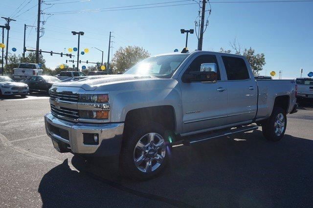 2018 Silverado 2500 Crew Cab 4x4,  Pickup #134200 - photo 4