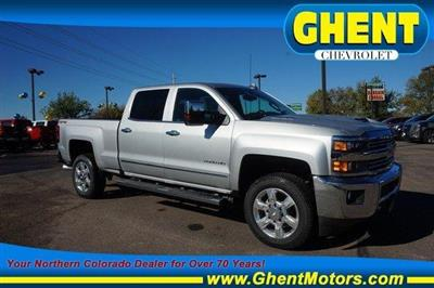 2018 Silverado 2500 Crew Cab 4x4,  Pickup #134200 - photo 1