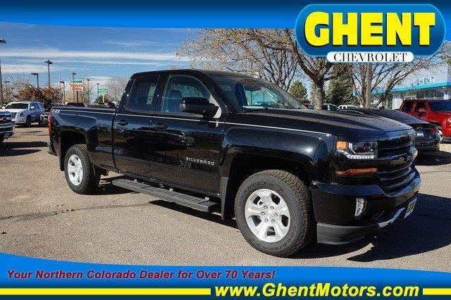 2018 Silverado 1500 Double Cab 4x4,  Pickup #134229 - photo 1