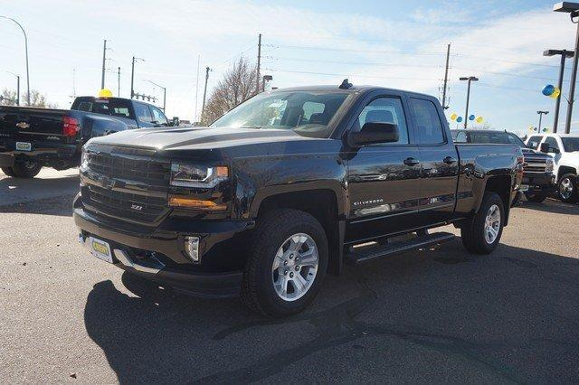 2018 Silverado 1500 Double Cab 4x4,  Pickup #134229 - photo 4