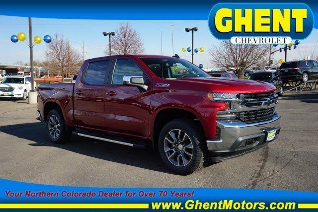 2019 Silverado 1500 Crew Cab 4x4,  Pickup #134268 - photo 1
