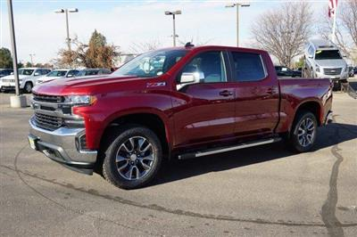 2019 Silverado 1500 Crew Cab 4x4,  Pickup #134268 - photo 4