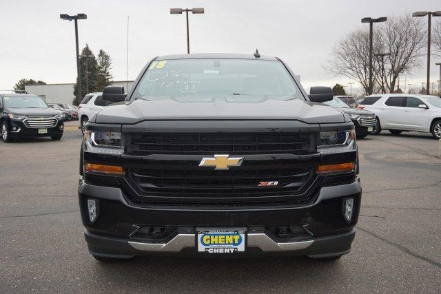 2018 Silverado 1500 Crew Cab 4x4,  Pickup #134369 - photo 5
