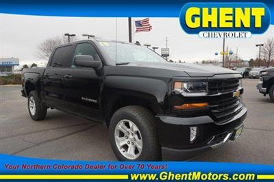 2018 Silverado 1500 Crew Cab 4x4,  Pickup #134369 - photo 1