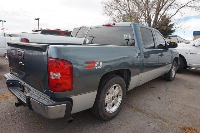 2008 Silverado 1500 Crew Cab 4x4 Pickup #18853A - photo 2