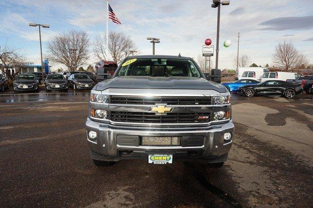 2015 Silverado 2500 Crew Cab 4x4 Pickup #19081 - photo 5