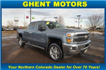 2015 Silverado 2500 Crew Cab 4x4 Pickup #19081 - photo 1
