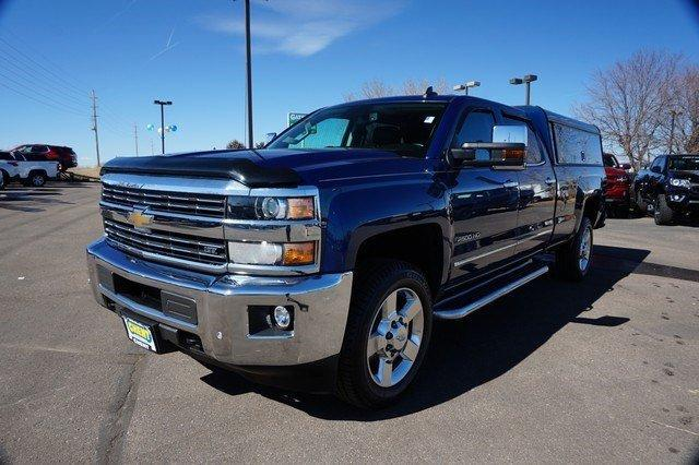 2016 Silverado 2500 Crew Cab 4x4,  Pickup #19233 - photo 4