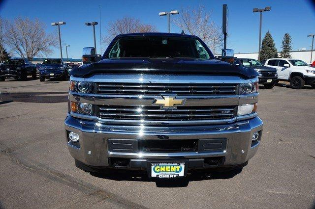 2016 Silverado 2500 Crew Cab 4x4,  Pickup #19233 - photo 5