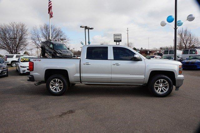 2015 Silverado 1500 Crew Cab 4x4,  Pickup #19259 - photo 3
