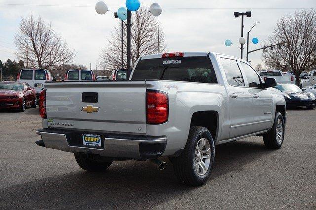 2015 Silverado 1500 Crew Cab 4x4,  Pickup #19259 - photo 2
