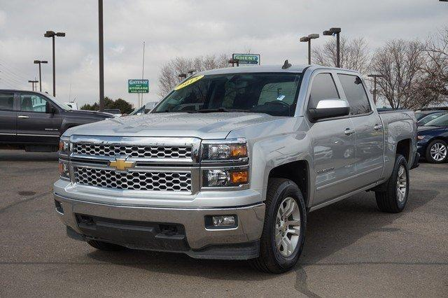 2015 Silverado 1500 Crew Cab 4x4,  Pickup #19259 - photo 4