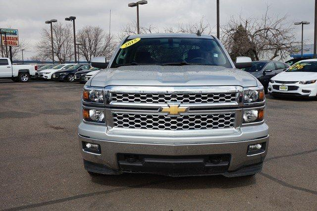 2015 Silverado 1500 Crew Cab 4x4,  Pickup #19259 - photo 5