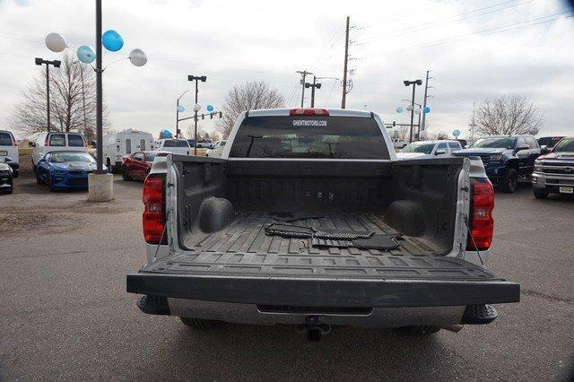 2015 Silverado 1500 Crew Cab 4x4,  Pickup #19259 - photo 13
