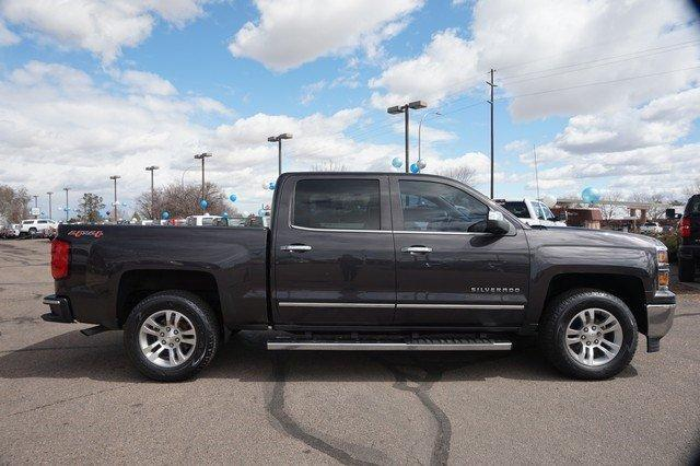 2015 Silverado 1500 Crew Cab 4x4,  Pickup #19266 - photo 3