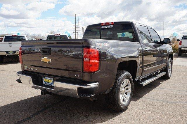 2015 Silverado 1500 Crew Cab 4x4,  Pickup #19266 - photo 2
