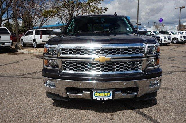 2015 Silverado 1500 Crew Cab 4x4,  Pickup #19266 - photo 6
