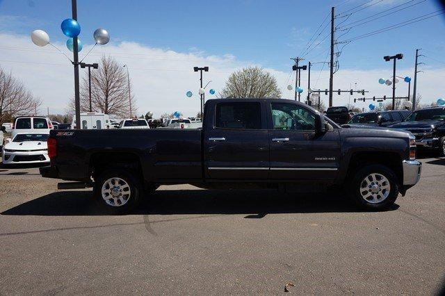 2015 Silverado 3500 Crew Cab 4x4,  Pickup #19267 - photo 3