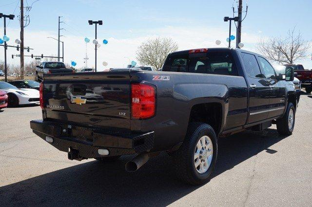 2015 Silverado 3500 Crew Cab 4x4,  Pickup #19267 - photo 2