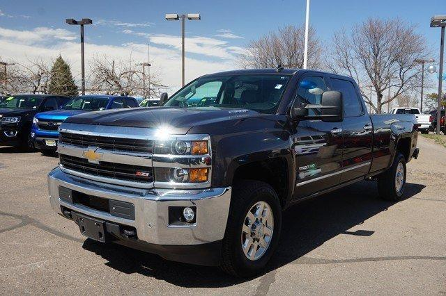 2015 Silverado 3500 Crew Cab 4x4,  Pickup #19267 - photo 5