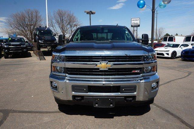 2015 Silverado 3500 Crew Cab 4x4,  Pickup #19267 - photo 6