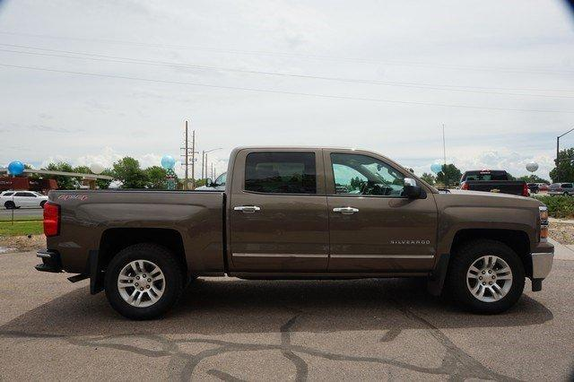 2014 Silverado 1500 Crew Cab 4x4,  Pickup #19270 - photo 5