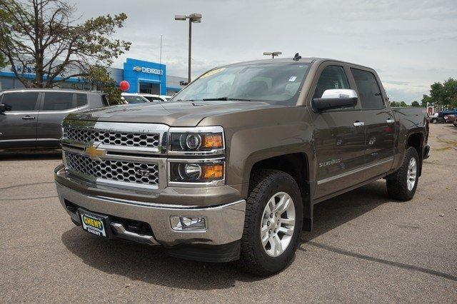 2014 Silverado 1500 Crew Cab 4x4,  Pickup #19270 - photo 4
