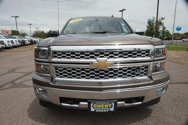 2014 Silverado 1500 Crew Cab 4x4,  Pickup #19270 - photo 6