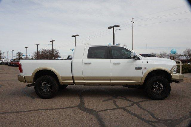 2015 Ram 3500 Mega Cab 4x4,  Pickup #19281 - photo 3