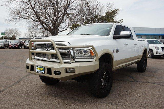 2015 Ram 3500 Mega Cab 4x4,  Pickup #19281 - photo 4