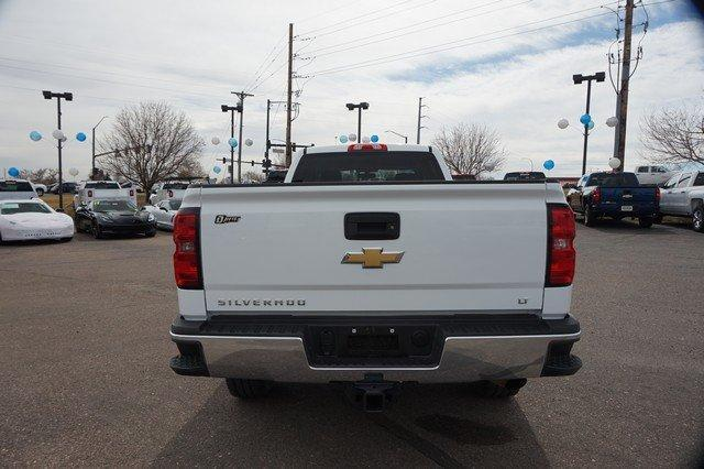 2017 Silverado 2500 Crew Cab 4x4, Pickup #19291 - photo 13