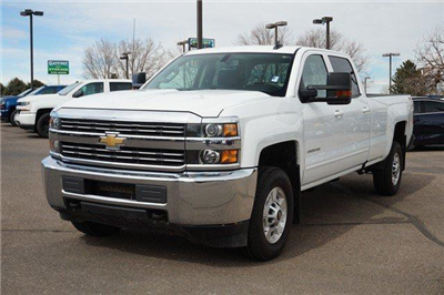 2017 Silverado 2500 Crew Cab 4x4, Pickup #19291 - photo 4