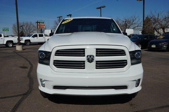 2014 Ram 1500 Quad Cab 4x4, Pickup #19301 - photo 7